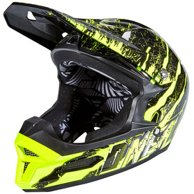 ONeal Fury RL Mercury Helmet neon yellow
